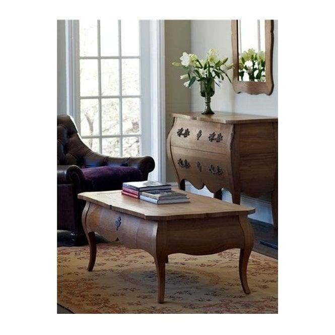 Parisienne Large Teak Coffee Table