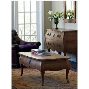 Parisienne Large Teak Coffee Table