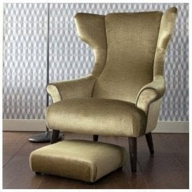 Phoenix Statement Chair and Matching Stool