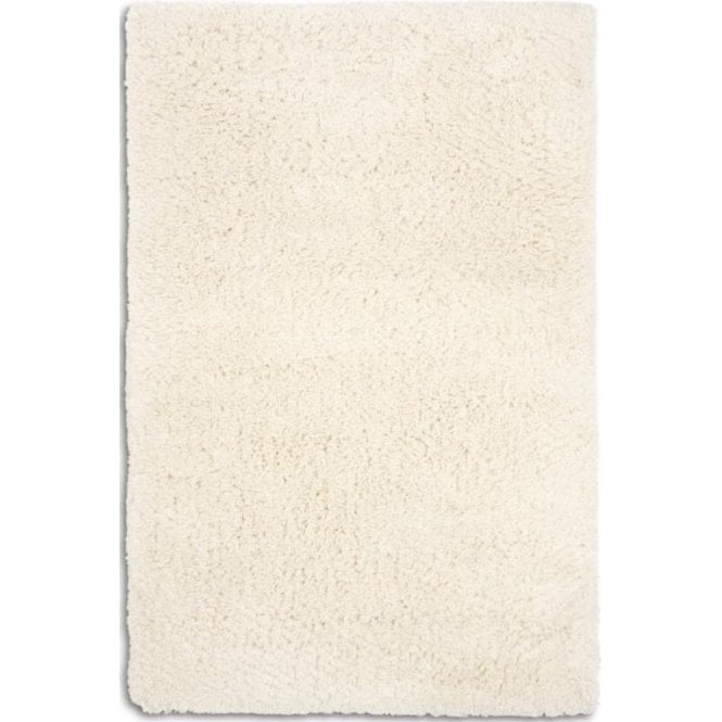 Plantation Shetland White Wool Rug