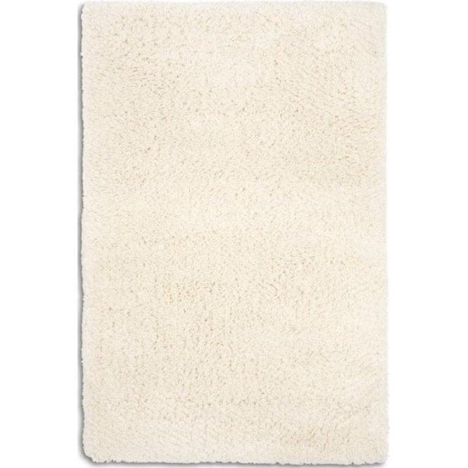 Plantation Shetland White Wool Rug