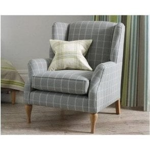 Ratcliffe Modern Wing Chair