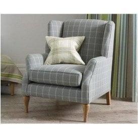 Ratcliffe Modern Wing Chair