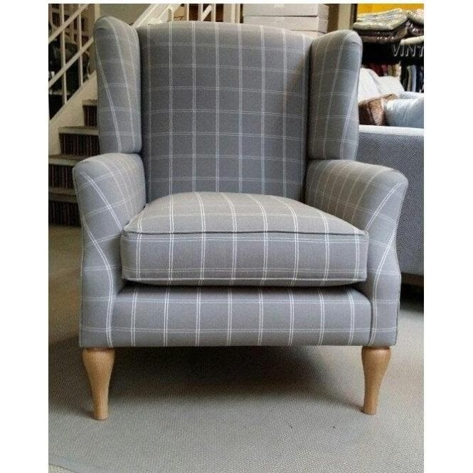 Awe Inspiring David Gundry Ratcliffe Gents Modern Wing Chair By Home Of Gmtry Best Dining Table And Chair Ideas Images Gmtryco
