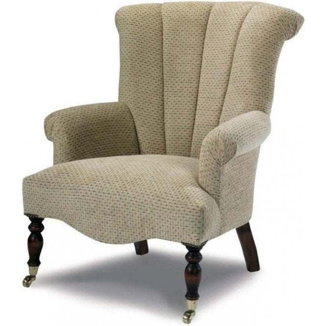 small bedroom chairs uk shottery small occasional lounge or bedroom chair with 17107