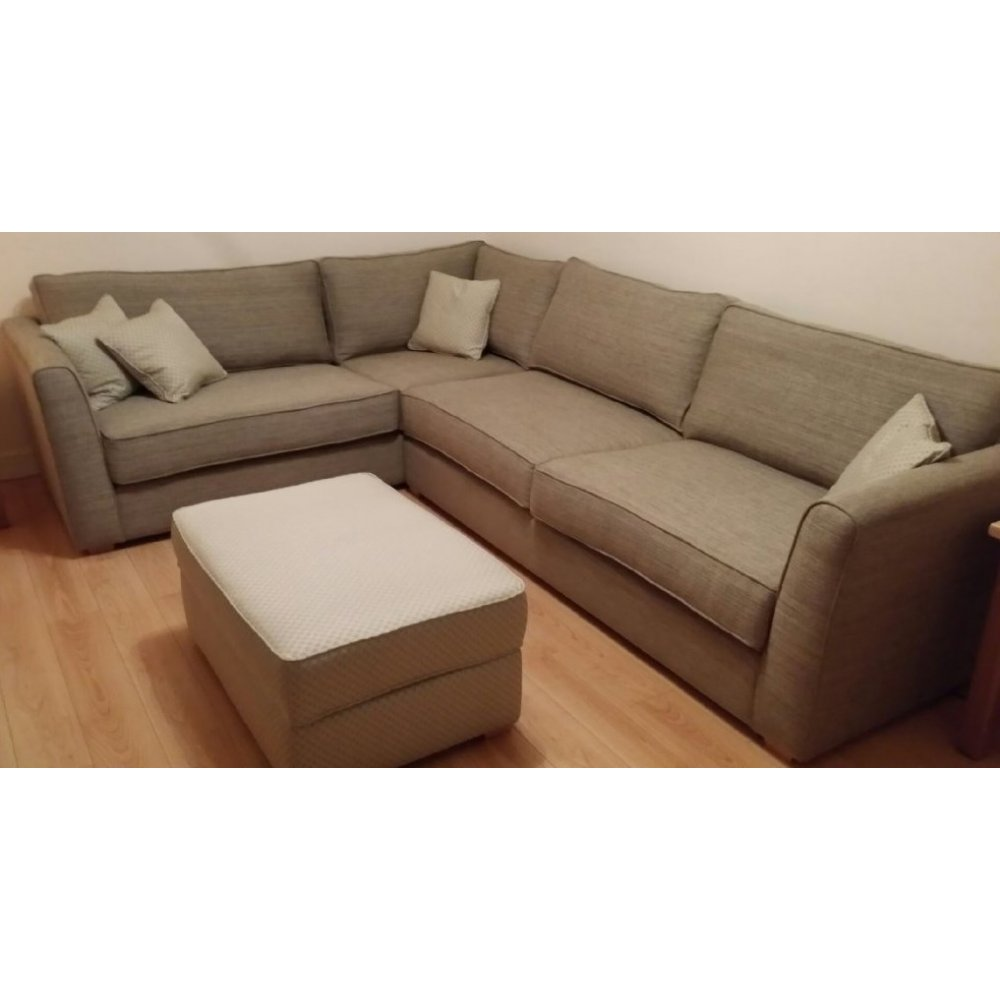Afosngised Long Corner Sofa Bed 1 ...
