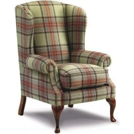 Stafford Large Wing Chair