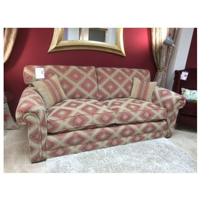 Steed Elsworth large 3 seater fabric sofa