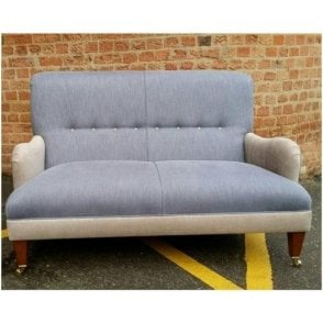 Suffolk Small Buttoned Sofa