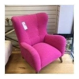 Tetrad FF Collection Gaffer Wing Chair