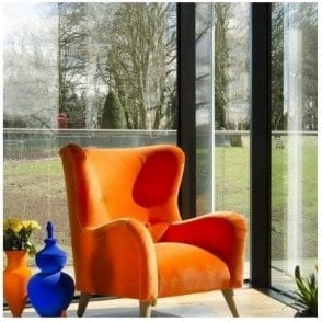 Tetrad Gaffer Contemporary Wing Chair