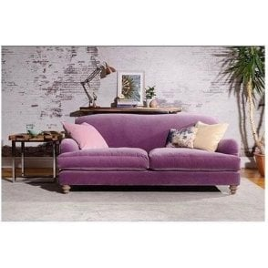 Tetrad Ruffle Chaise, Sofa and Snuggler