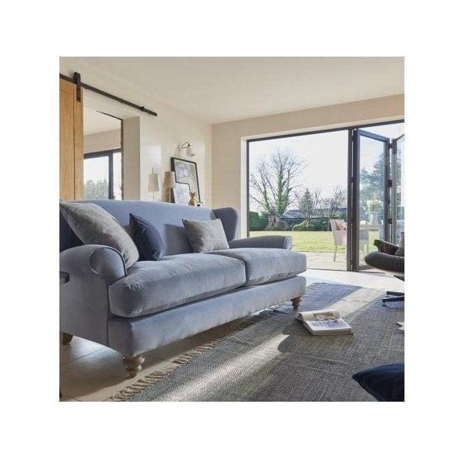 Tetrad Zaffer Sofa and Snuggler
