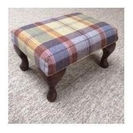 Tommy Small Linwood Barns Ness Wool Stool