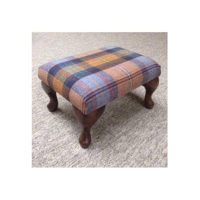Tommy Small Linwood Cape Wrath Wool Stool