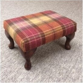 Tommy Small Linwood Fife Ness Wool Stool