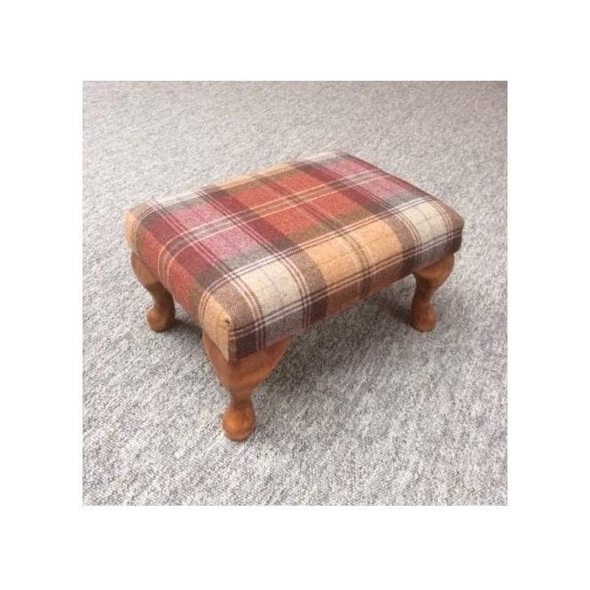 Tommy Small Linwood Ornsay Wool Stool