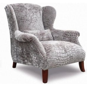 Tybalt Large Wing Chair
