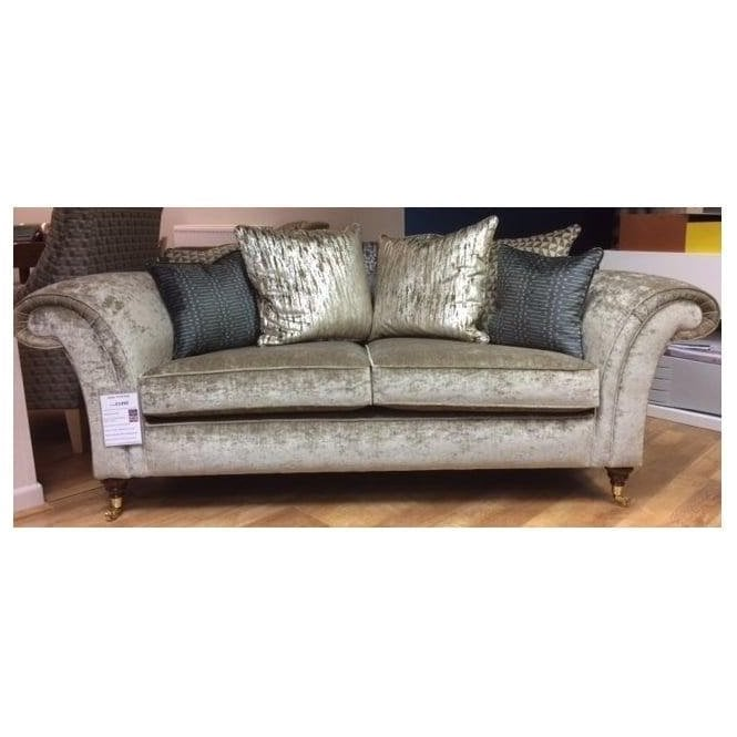Ex Display Wade Jasper Small Scatter Back Sofa By Home Of