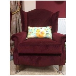 Wade Jasper Wing Chair