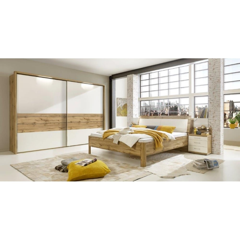 Wiemann Padua Free Standing Sliding Door Wardrobes By Home Of The Sofa